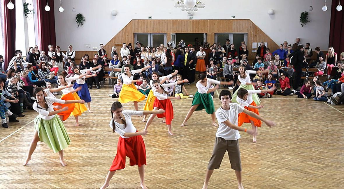 Českotřebovský taneční pohár 2013