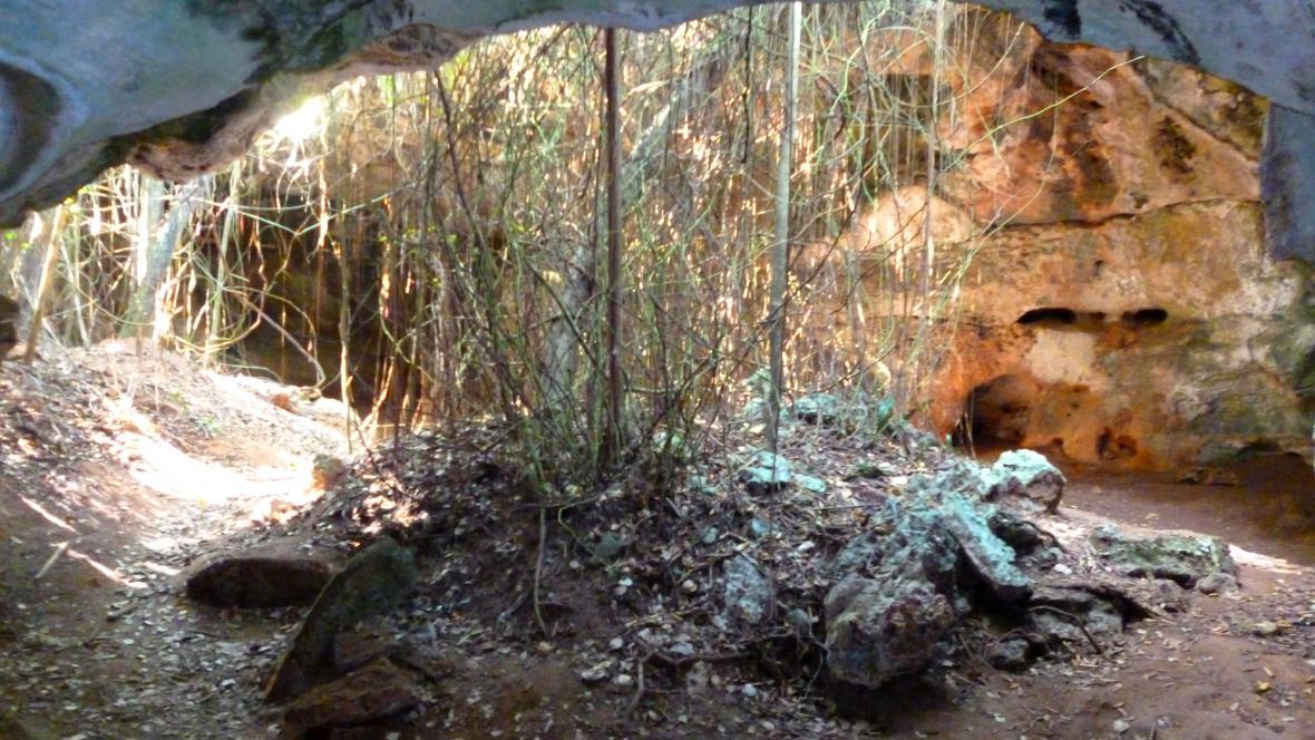Jeskyně Ambrosio