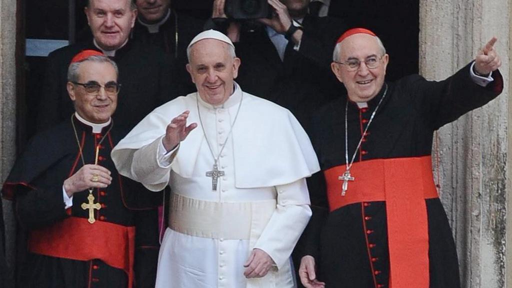 Papež František se vydal k soukromé modlitbě