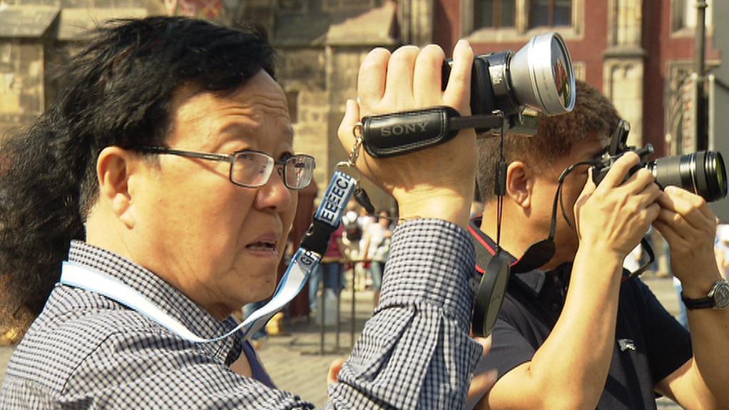Čínští turisté v Praze hodně utrácí