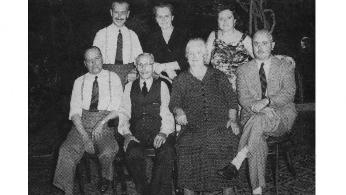 Rodina Jorgeho Maria Bergoglia
