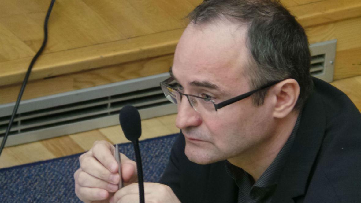 Zlínský zastupitel Miroslav Chalánek (ODS)