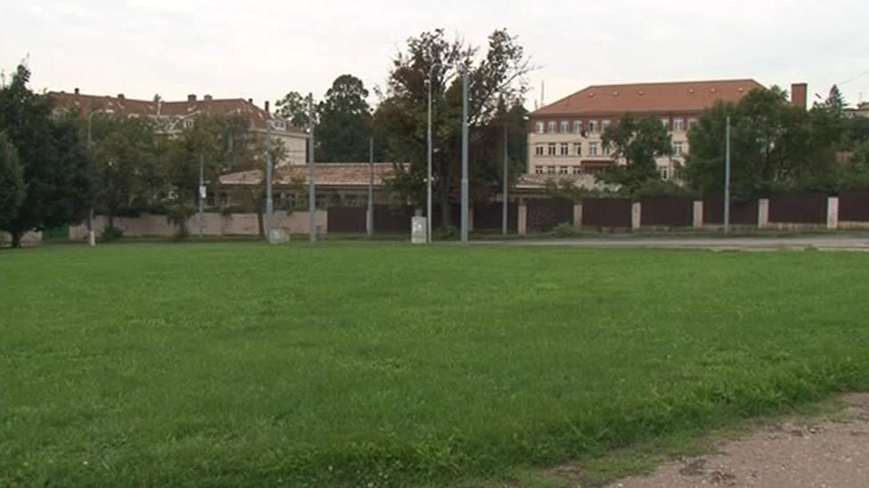 Náměstí Míru v Brně