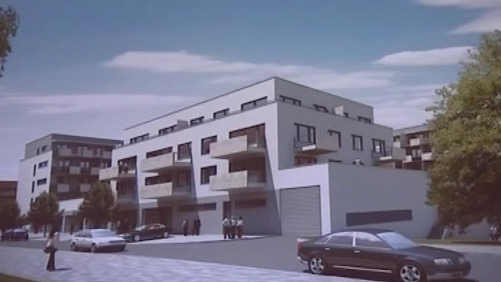 Nové byty už měly mít své obyvatele