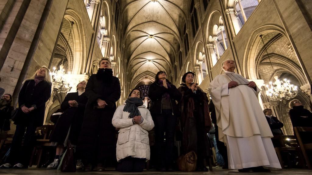 Věřící uvítali nového papeže