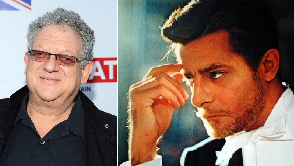 Britský producent Jeremy Thomas a italský herec Giancarlo Giannini