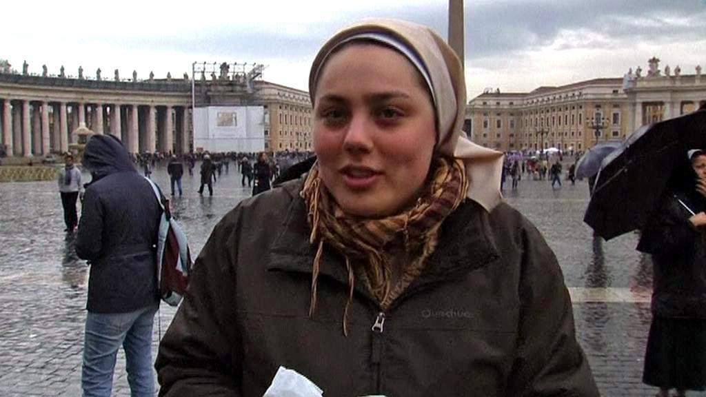 Sestra Monica ze Španělska