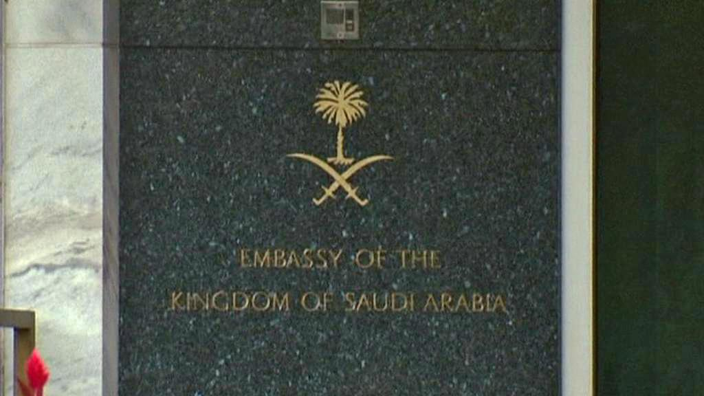 Velvyslanectví Saúdské Arábie