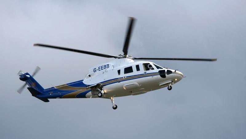 Vrtulník S-76