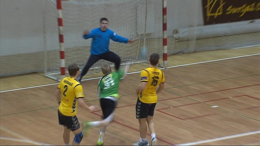 Jiří Bavlnka v brněnské bráně čaroval