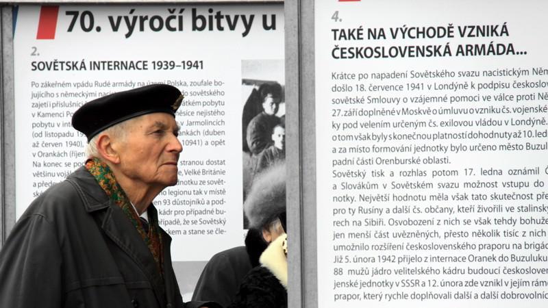 Výstava o bitvě u Sokolova