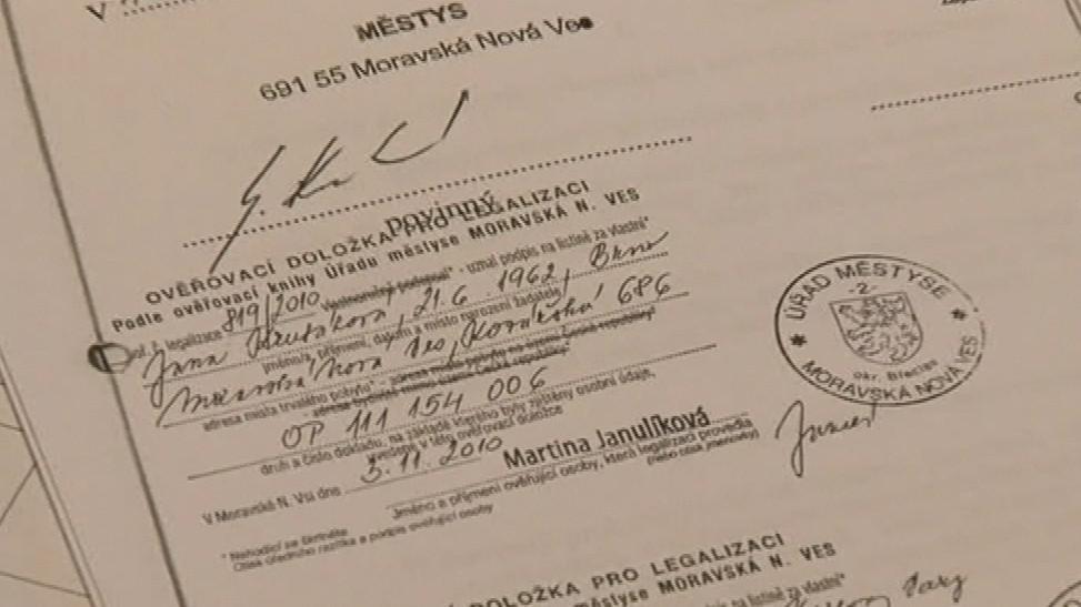 Starostka smlouvu podepsala bez vědomí rady a zastupitelstva
