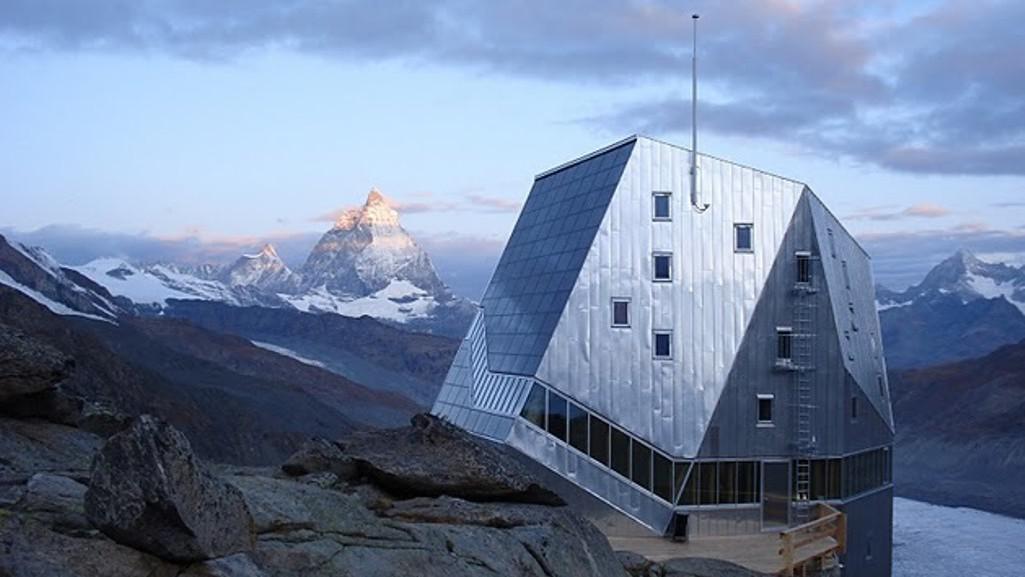Horská chata Monte Rosa