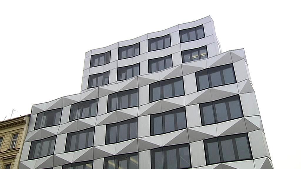 Administrativní budova Keystone
