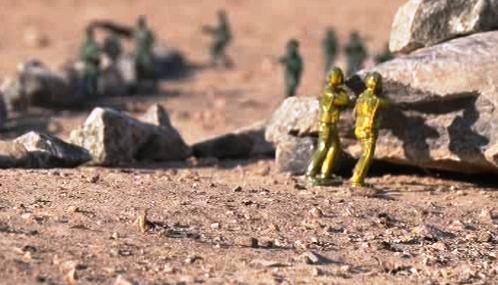 Plastoví vojáčci