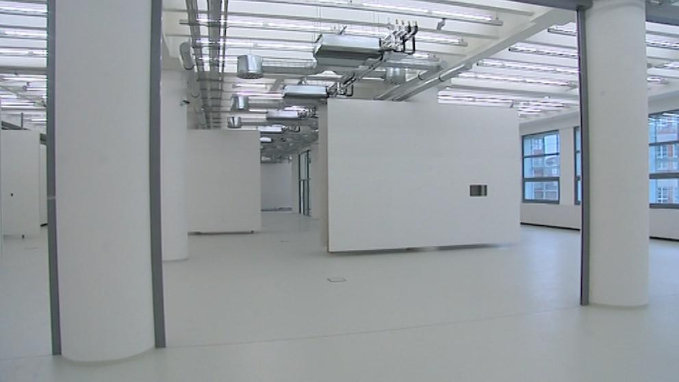 Prostory nového Baťova institutu jsou po rekonstrukci