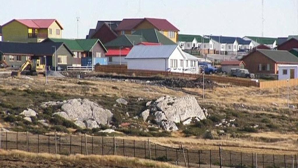 Falklandské (Malvínské) ostrovy