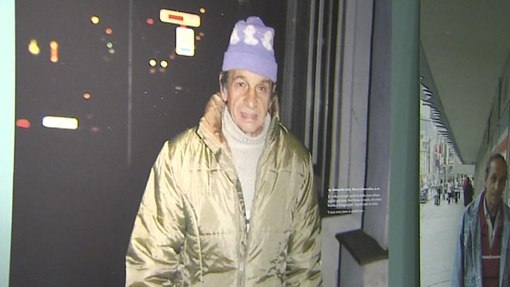 Bezdomovec František