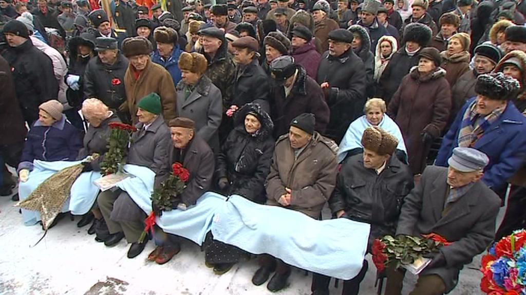 Vzpomínka na bitvu u Sokolova