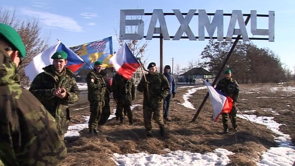 Vojáci u Bachmače