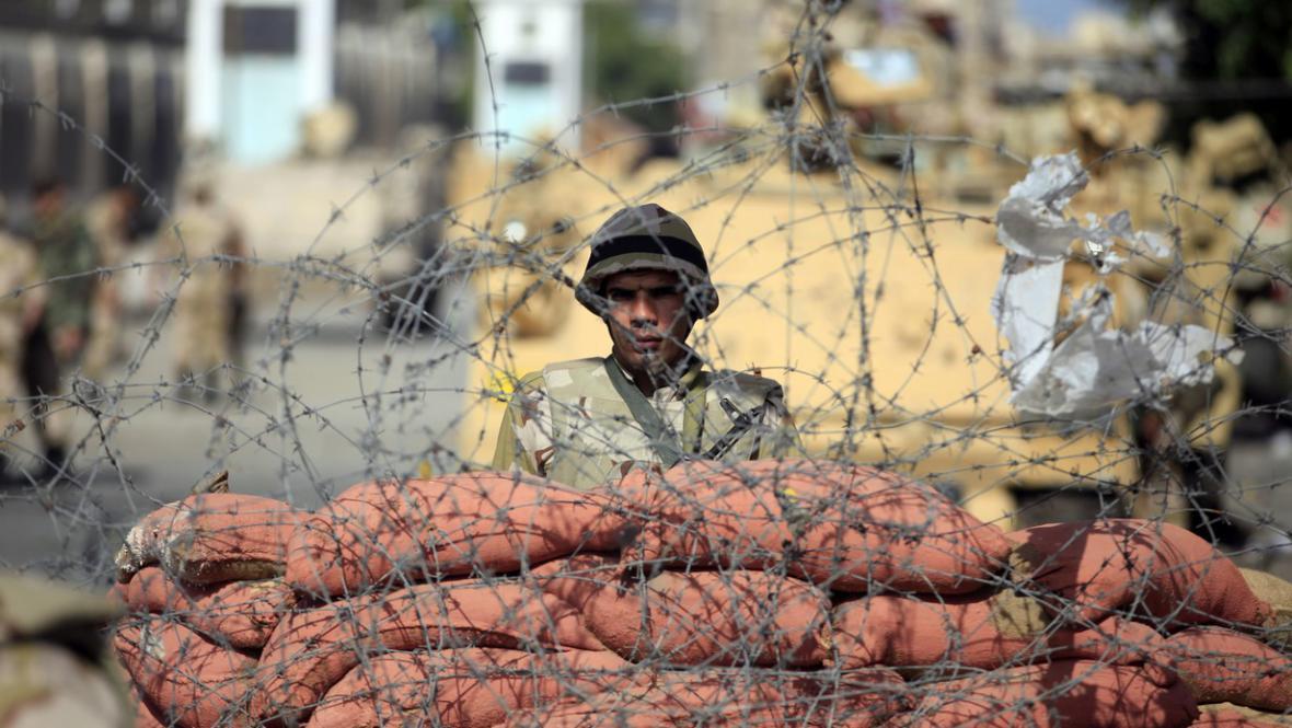 Nepokoje v Port Saidu