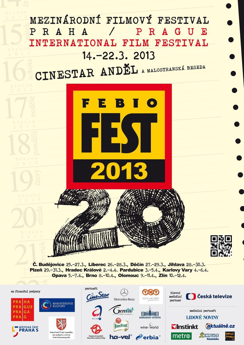 Febiofest / plakát
