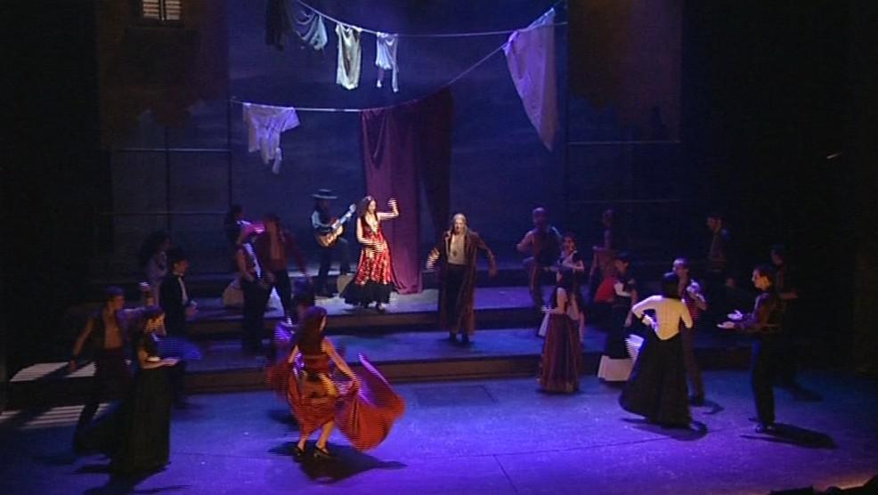 Představení Zorro nabídne taneční i akrobatická čísla