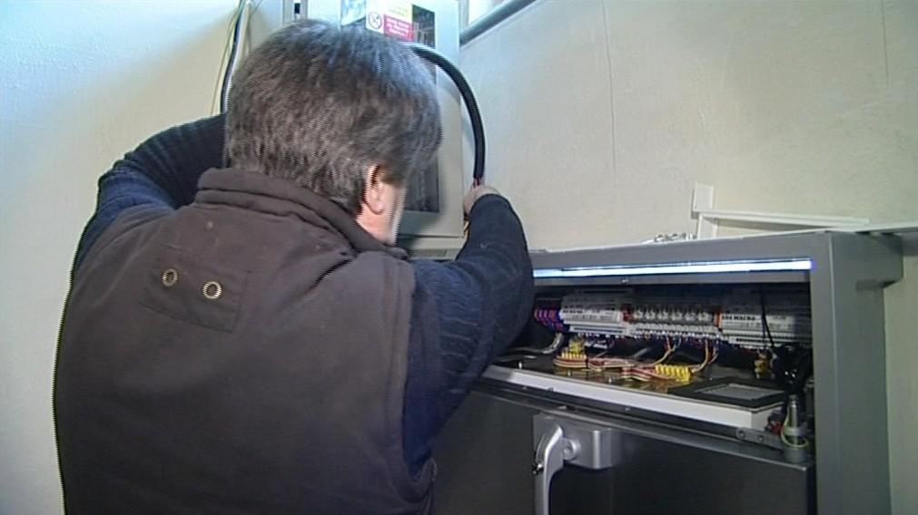 Dnes babybox ve Vyškově instalovali. Spustí jej 21. března