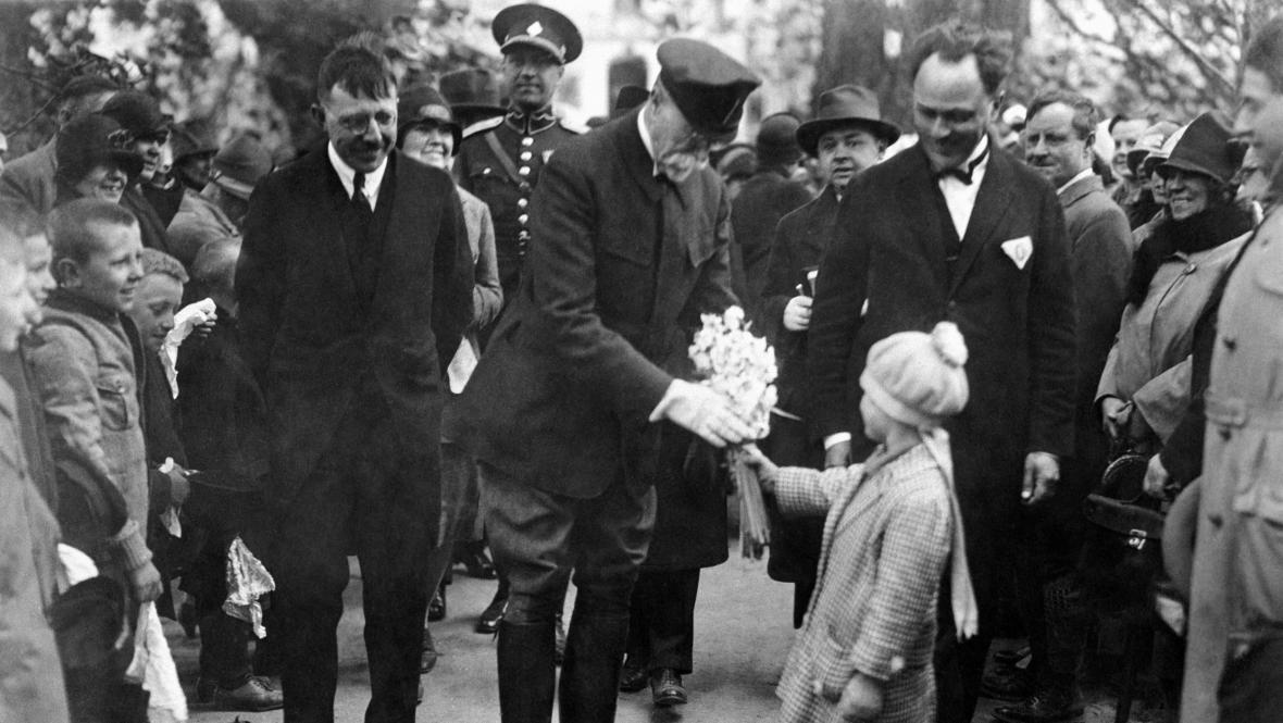 Prezident Tomáš G. Masaryk