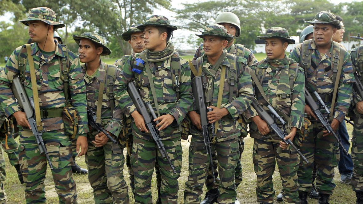 Malajsijská armáda