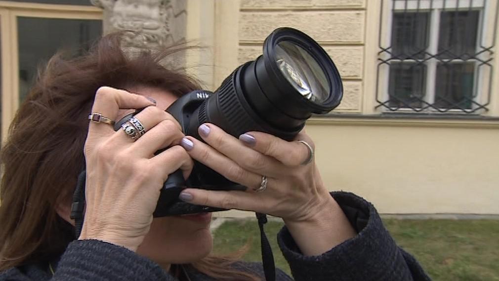 Jejím snem je vlastní fotografický ateliér s kavárnou