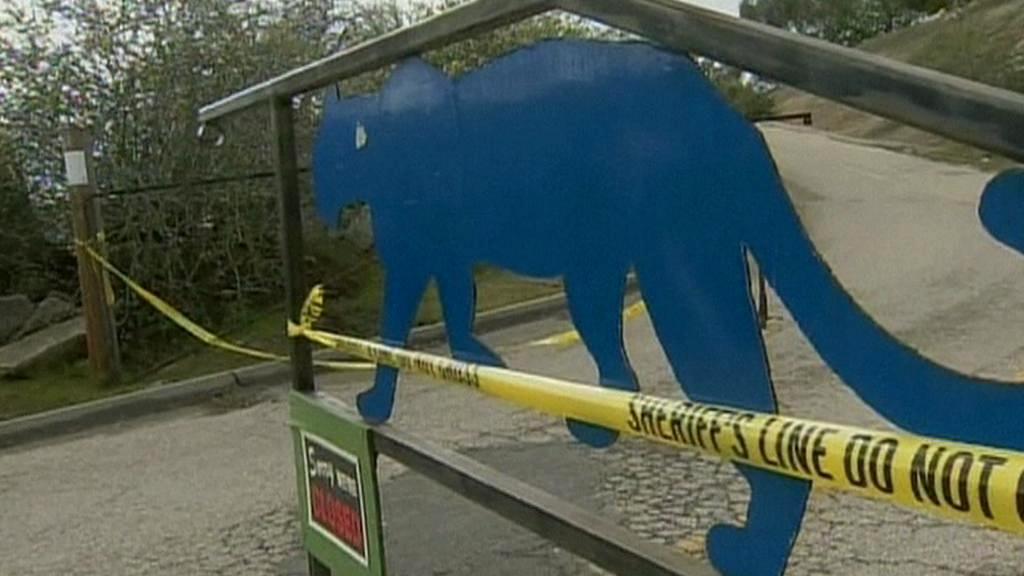 Polcie uzavřela kalifornský park Kočičí nebe