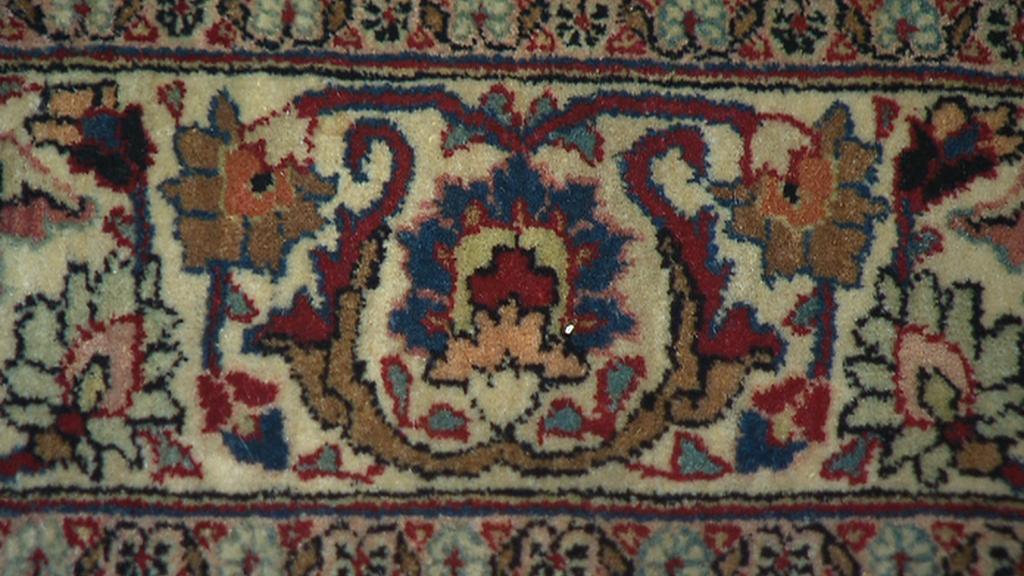 Darovaný koberec
