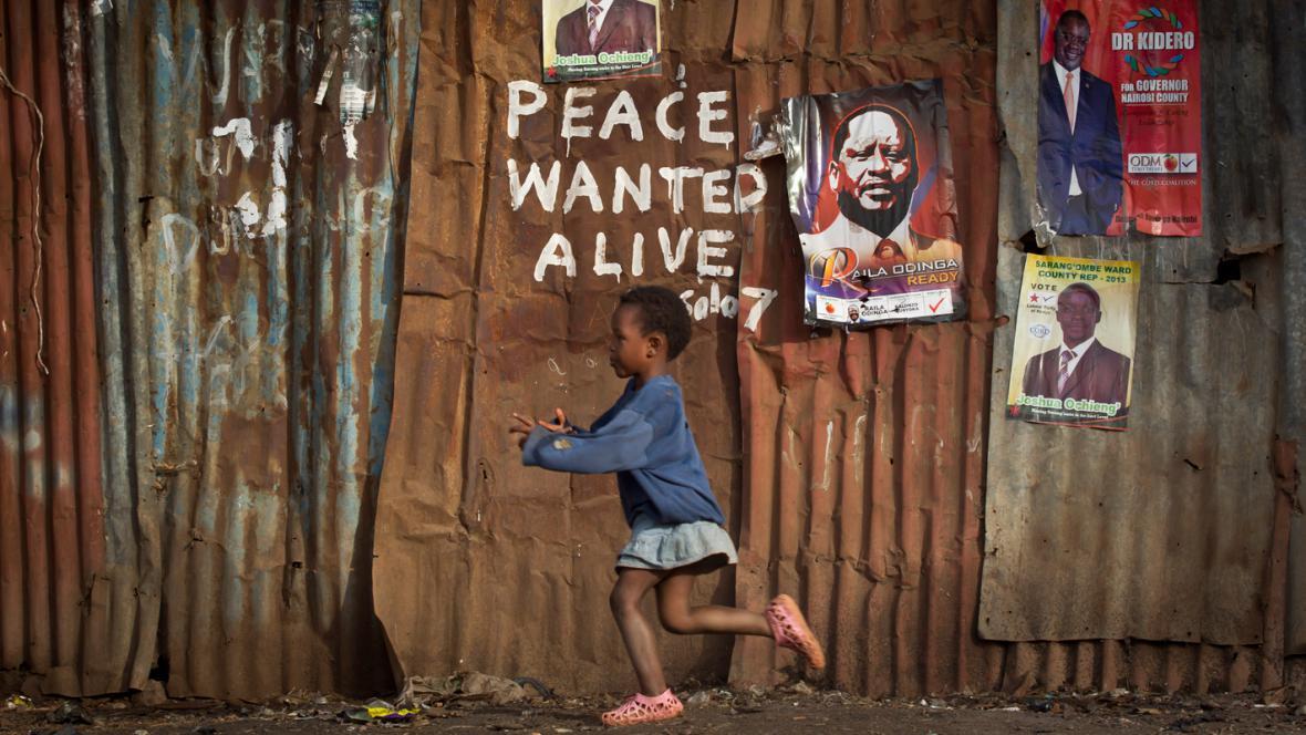 Volby v Keni
