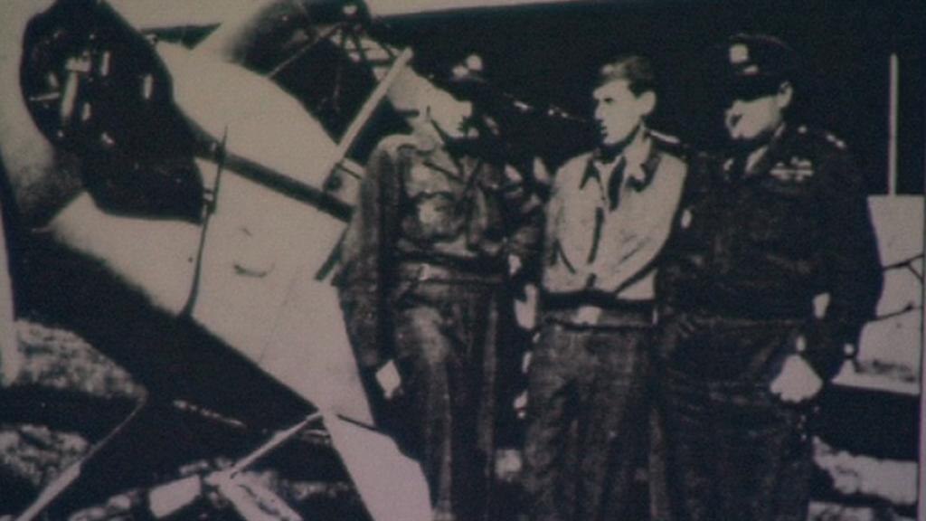 Výcvik izraelských letců