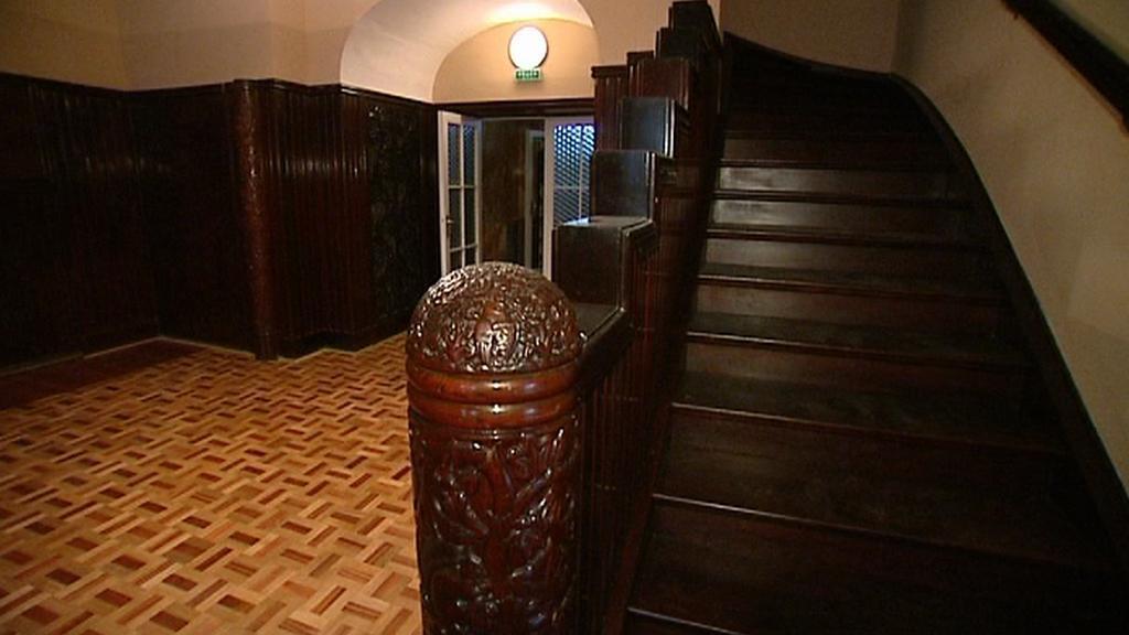 Flemmichova vila v Krnově / interiér