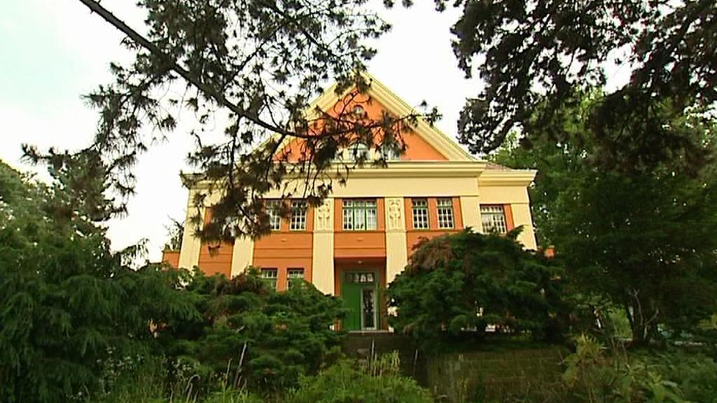 Flemmichova vila v Krnově