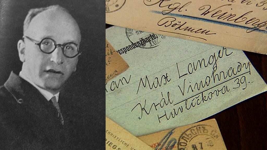 František Langer a jeho korespondence