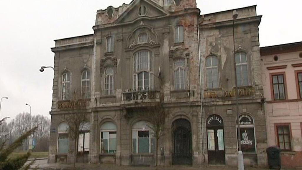 Národní dům v Bohumíně