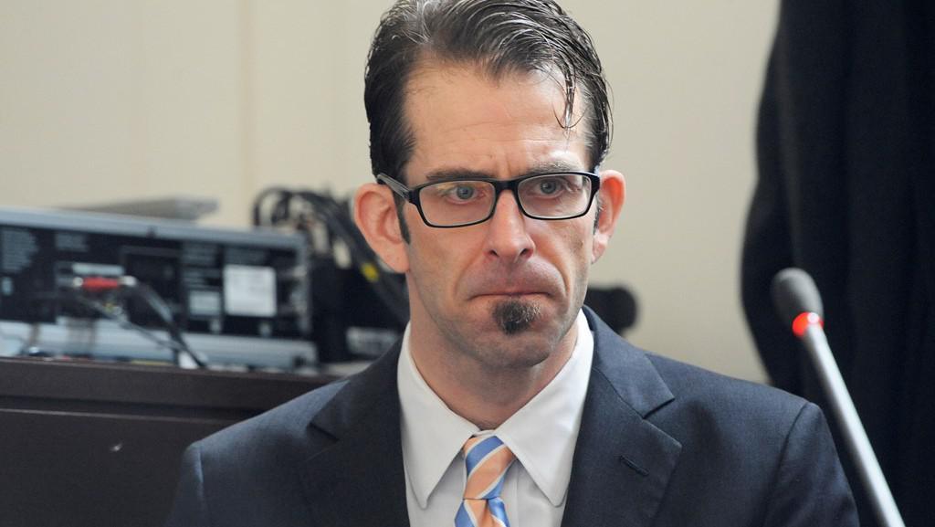 Randy Blythe u soudu