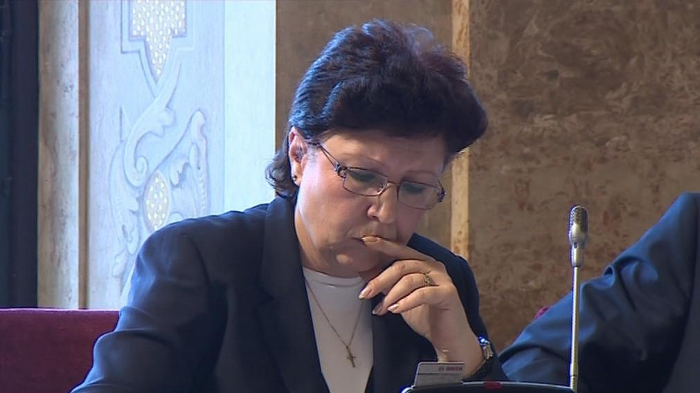 Náměstkyně primátora pro brněnskou kulturu Jana Bohuňovská (ODS)