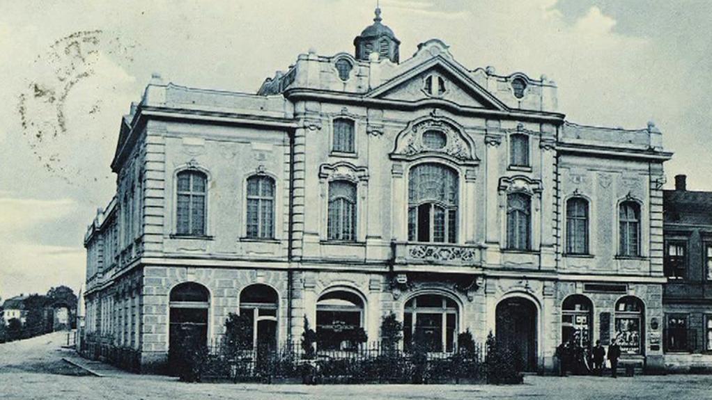 Národní dům v Bohumíně (dříve)