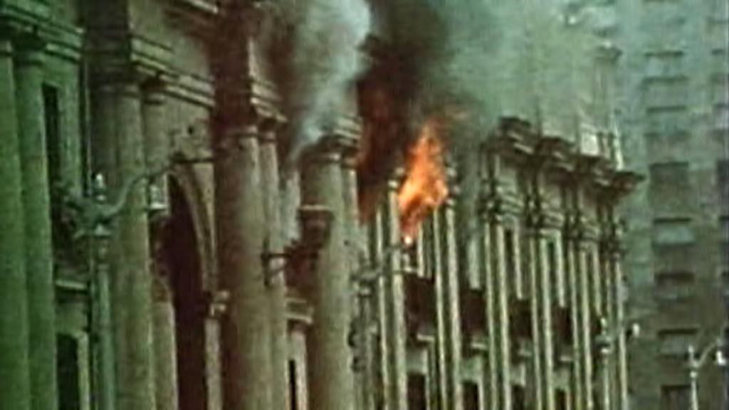 Vojenský převrat v Chile v roce 1973