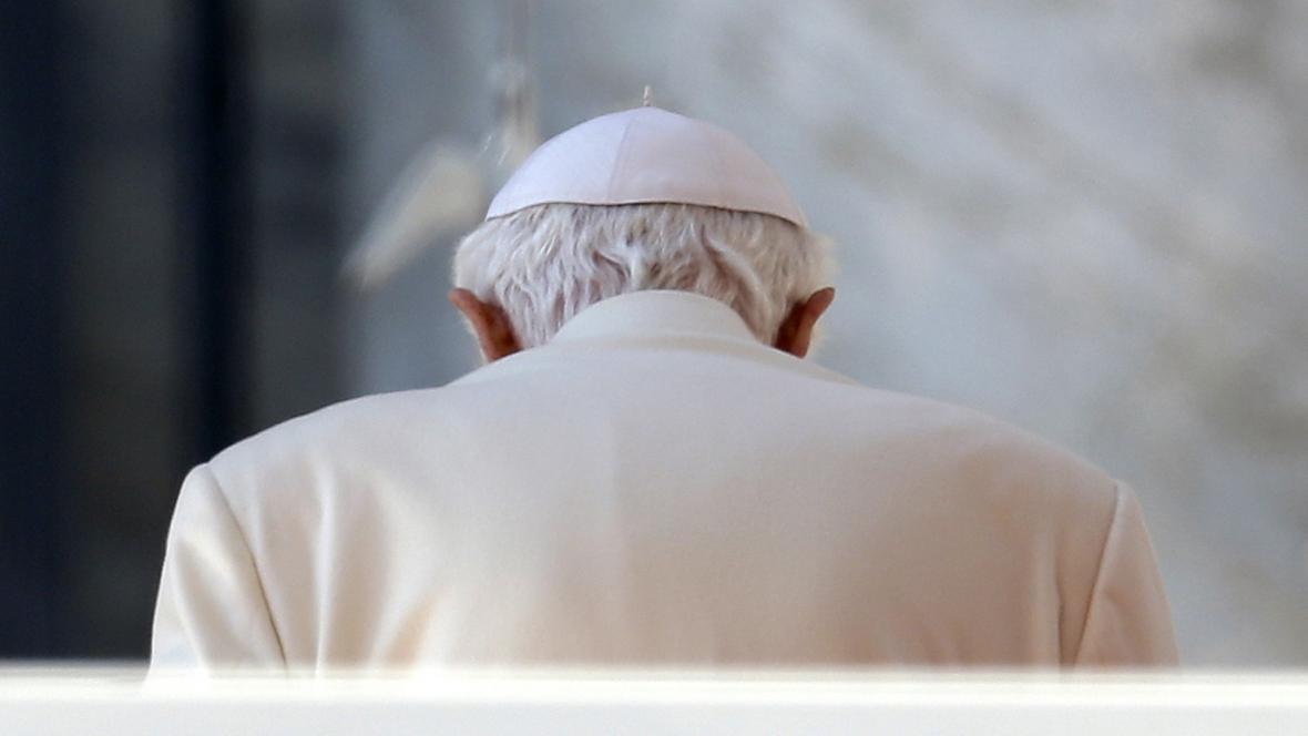 Papež Benedikt XVI.