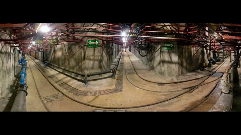 Krumlovské podzemí