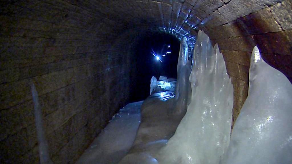 Šumavské podzemí