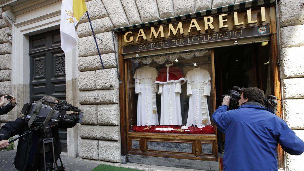 Roucha pro nového papeže