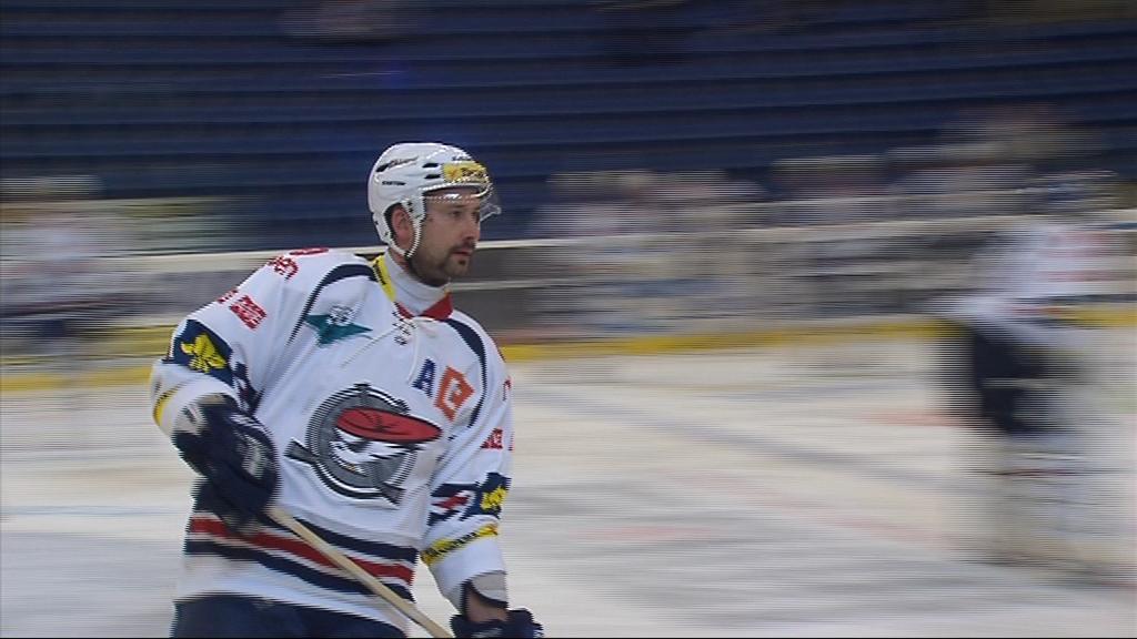 Na brněnský led se poprvé od přestupu vrátil Tomáš Divíšek