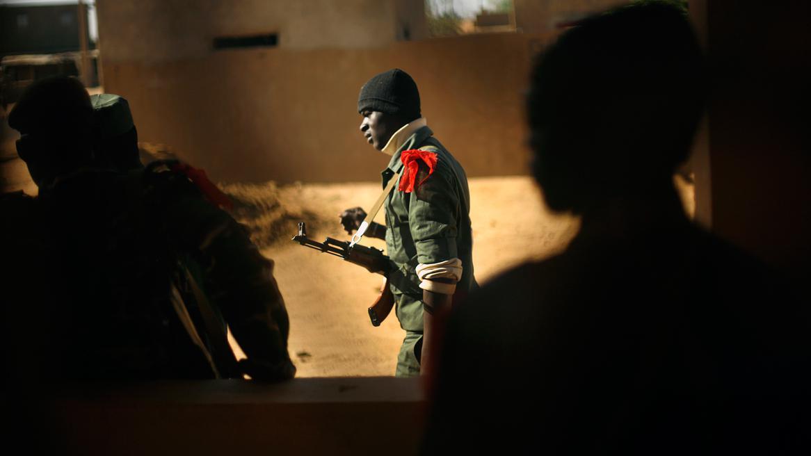 Malijský voják