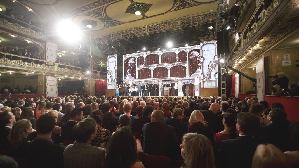 Galavečer udílení cen Český lev 2012